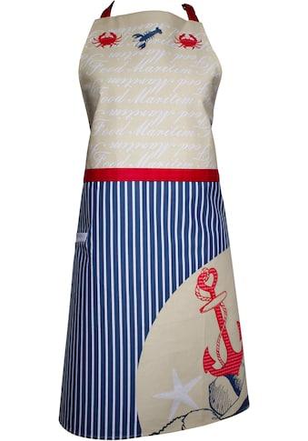 """stuco Kochschürze """"Nautica"""", (1 - tlg.) kaufen"""
