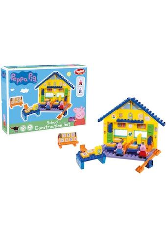 BIG Konstruktions-Spielset »BIG-Bloxx Peppa Pig, School«, (87 St.) kaufen