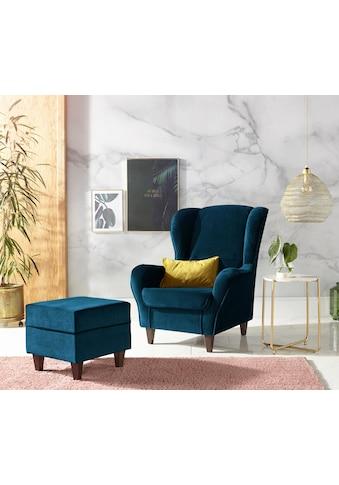 INOSIGN Sessel »Nico« kaufen