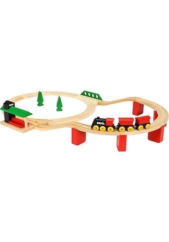 BRIO® Spielzeug-Eisenbahn »BRIO® Classic Deluxe-Set«, FSC®-Holz aus gewissenhaft... kaufen