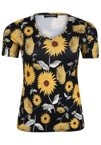 Doris Streich T-Shirt »mit Allover-Print«, . kaufen