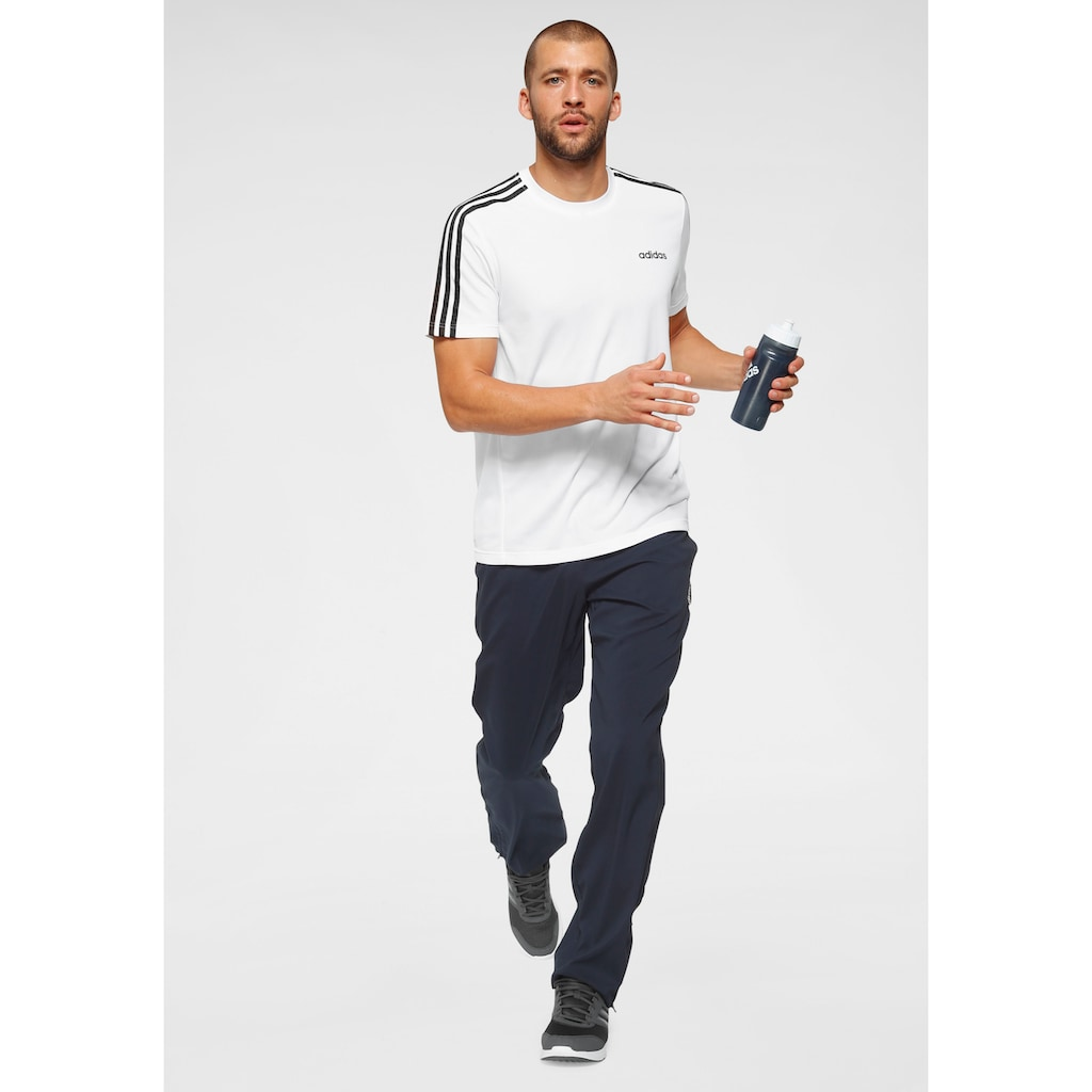 adidas Performance Trainingshose »ESSENTIALS PLAIN OPEN HEM STANFORD«