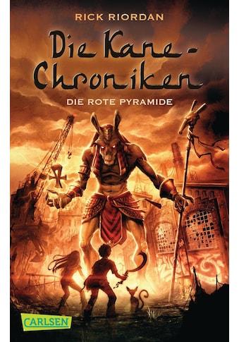 Buch »Die Kane-Chroniken 1: Die rote Pyramide / Rick Riordan, Claudia Max« kaufen