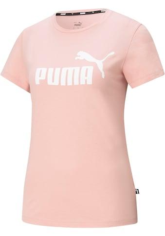 PUMA T-Shirt »ESS Logo Tee (s)« kaufen