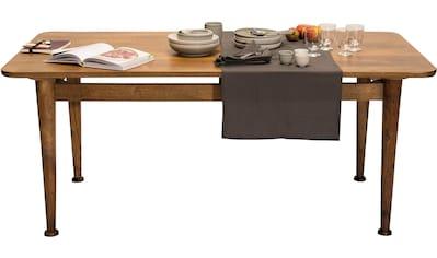 TOM TAILOR Esstisch »T-WESTCOAST TABLE LARGE«, aus Mangoholz, Breite 180 cm kaufen