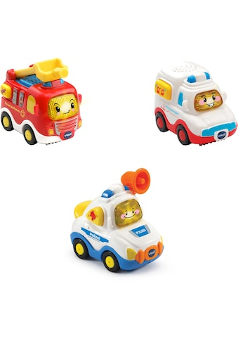 """Vtech® Spielzeug - Auto """"Tut Tut Baby Flitzer  -  Einsatzfahrzeuge"""" kaufen"""