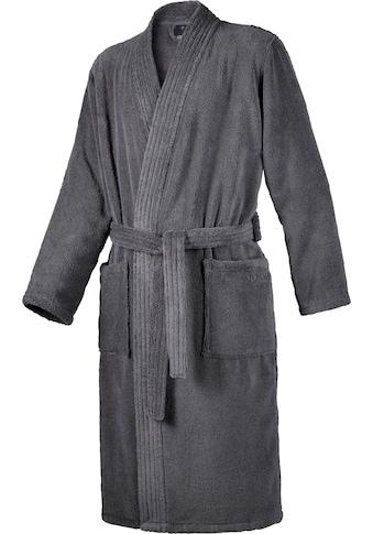 Joop! Herrenbademantel »Kimono 1647«, mit gesticktem JOOP! Logo kaufen