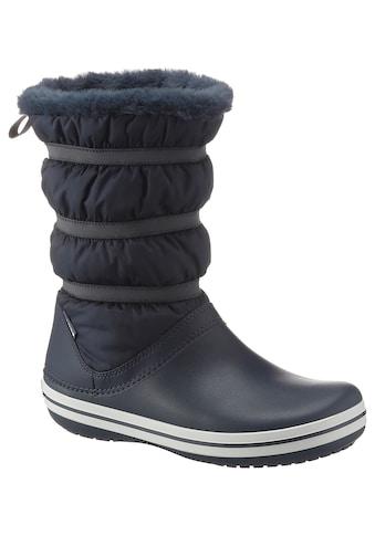 Crocs Winterstiefel »Crocband Boot«, zum Schlupfen kaufen