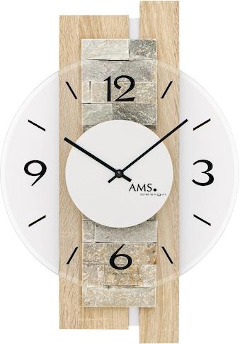 AMS Wanduhr »W9542« kaufen