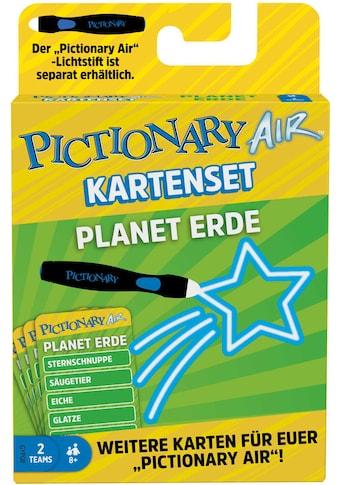 Mattel games Spiel »Pictionary Air Extension Pack Planet Erde«, Erweiterungspaket kaufen
