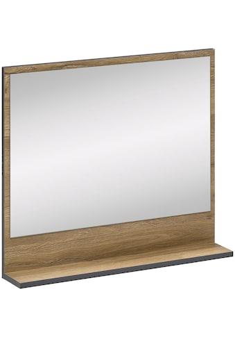 WILMES Badspiegel »ADRIA«, Wandspiegel mit Ablage, Maße (BxHxT) ca.: 60 x 45 x 11 cm kaufen