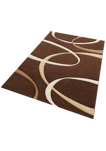 Teppich, »Bilbao«, my home, rechteckig, Höhe 13 mm, maschinell gewebt kaufen