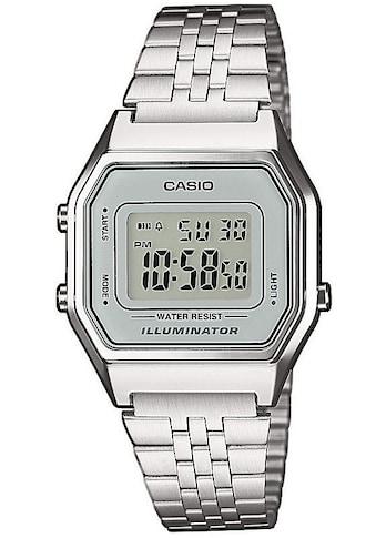CASIO VINTAGE Chronograph »LA680WEA - 7EF« kaufen