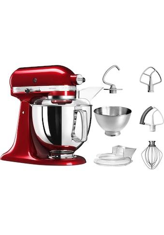 KitchenAid Küchenmaschine »Artisan 5KSM175PSECA liebesapfel-rot«, 300 W, 4,8 l... kaufen