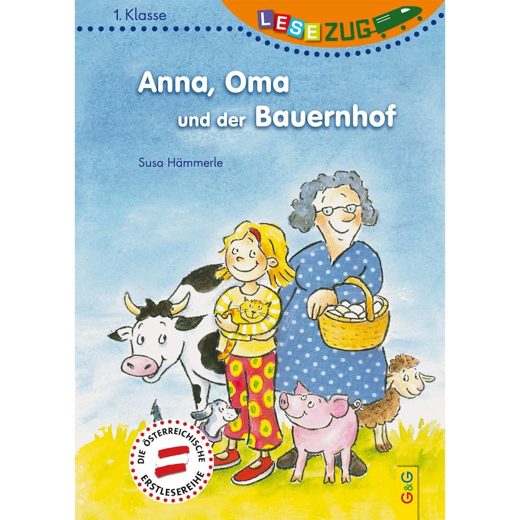 Buch »LESEZUG/1. Klasse: Anna, Oma und der Bauernhof / Susa Hämmerle, Birgit Antoni«