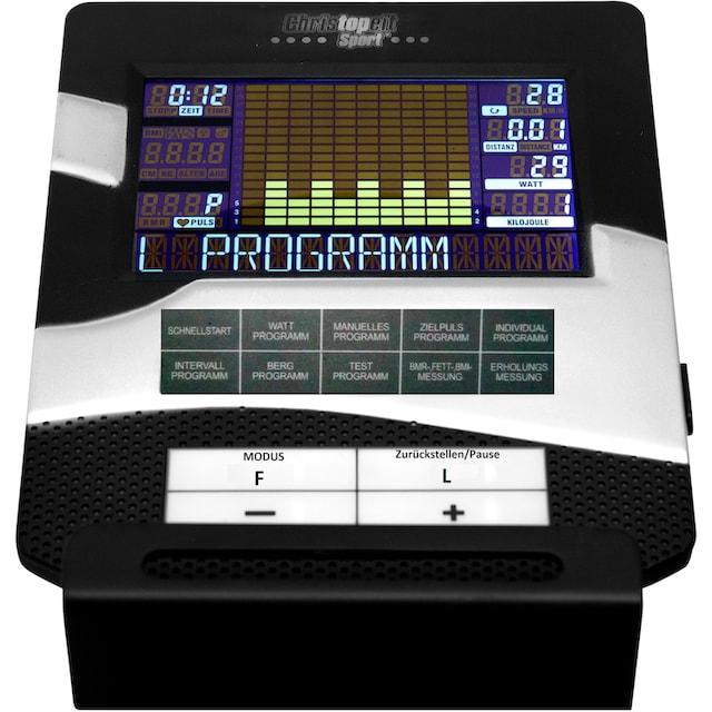 Christopeit Sport® Crosstrainer-Ergometer »CXM 7«
