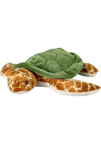 Heinrich Bauer Kuscheltier »ECO-Line, Schildkröte liegend«, aus recyceltem Material kaufen