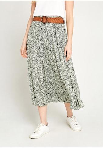 Apricot Sommerrock »Vintage Pebble Daisy Skirt«, (mit abnehmbarem Gürtel), mit... kaufen