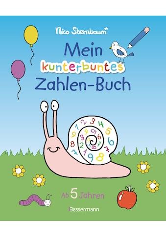 Buch »Mein kunterbuntes Zahlen-Buch. Spielerisch die Zahlen von 1 bis 20 lernen. /... kaufen