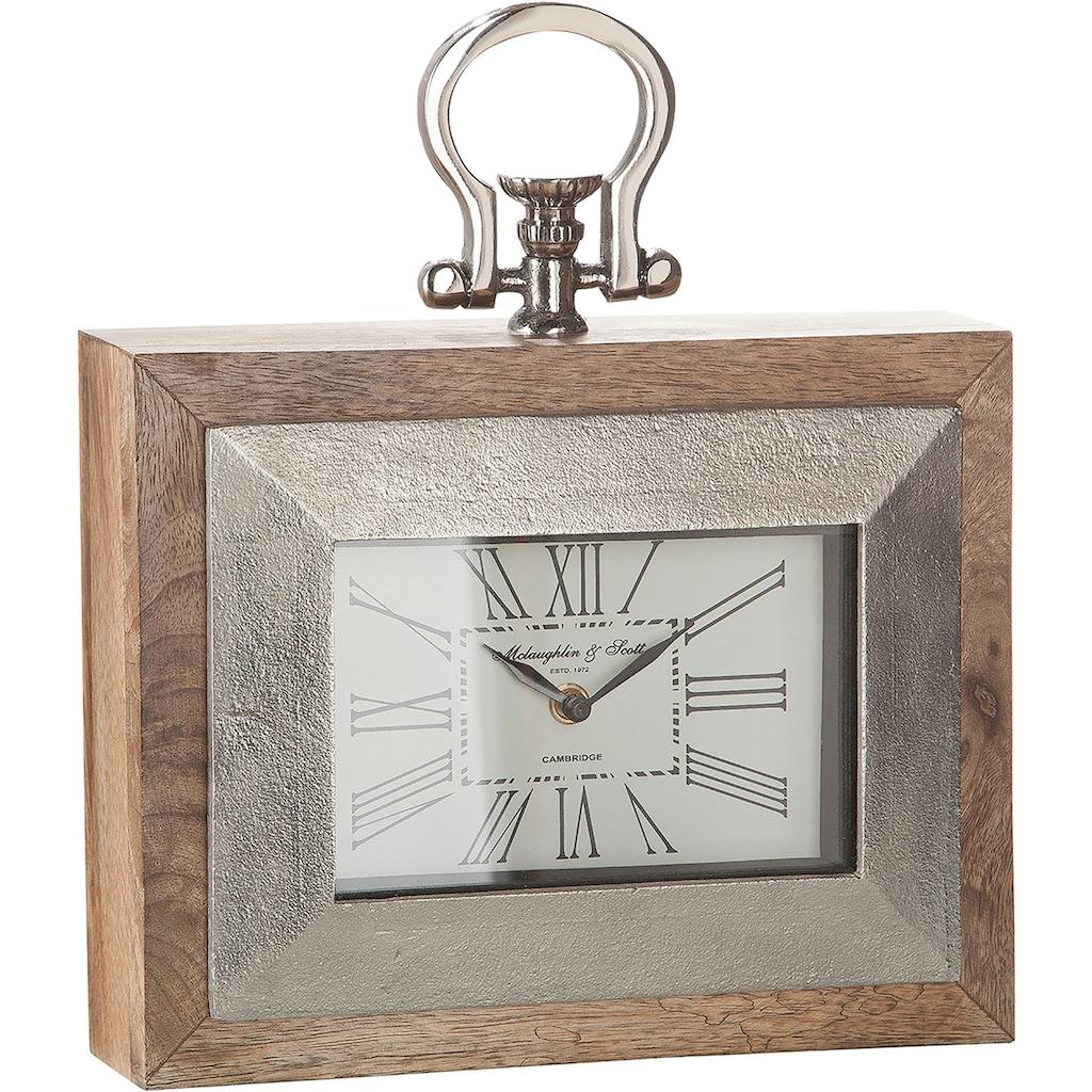 GILDE Standuhr »Uhr Empire«, Höhe 31 cm, Wohnzimmer