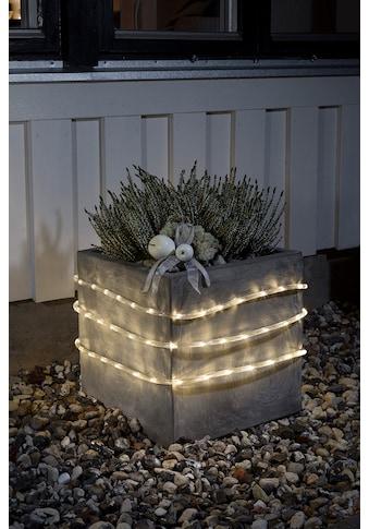 KONSTSMIDE LED Lichterschlauch mit Lichtsensor und Timer kaufen
