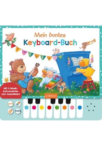 Buch »Mein buntes Keyboard-Buch / Anna Karina Birkenstock« kaufen