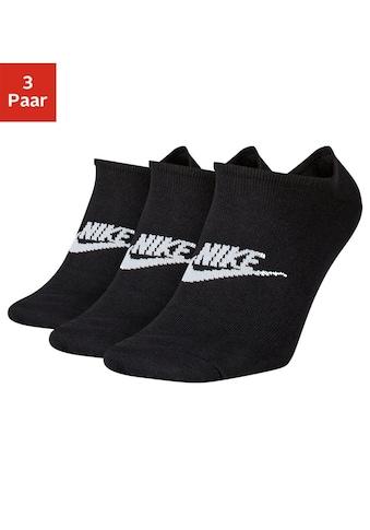 Nike Sneakersocken, (3 Paar), mit Logo auf dem Mittelfuß kaufen
