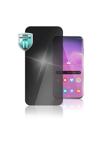 """Hama Displayschutzglas »""""Privacy"""" Displayschutzglas«, für Samsung Galaxy A42 5G, für... kaufen"""
