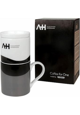 Alexander Herrmann Becher »Coffee for one«, (Set, 1 tlg.), 330 ml kaufen
