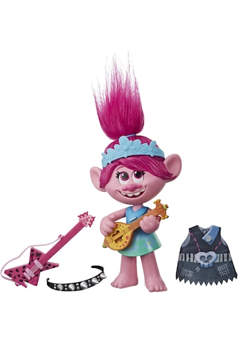 "Hasbro Anziehpuppe ""DreamWorks Trolls World Tour, Pop & Rock Poppy"" (Set, 6 - tlg.) kaufen"