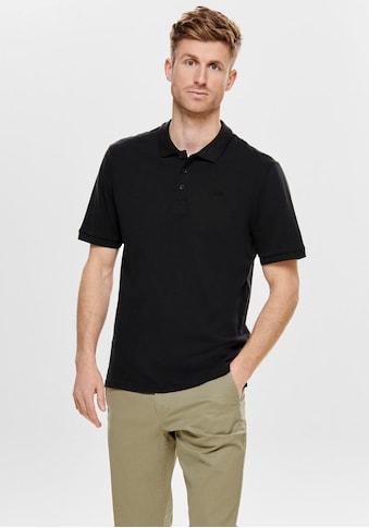 ONLY & SONS Poloshirt »SCOTT PIQUE POLO« kaufen