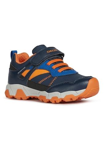 Geox Kids Sneaker »Magnetar Boy«, mit TEX-Ausstattung kaufen