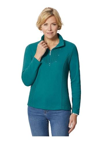 Casual Looks Winter - Shirt in angenehm wärmender Interlock - Qualität kaufen