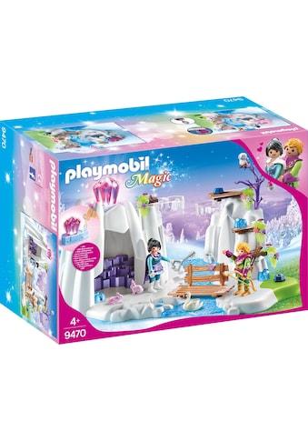 Playmobil® Konstruktions-Spielset »Suche nach dem Liebeskristall (9470), Magic«, Made... kaufen