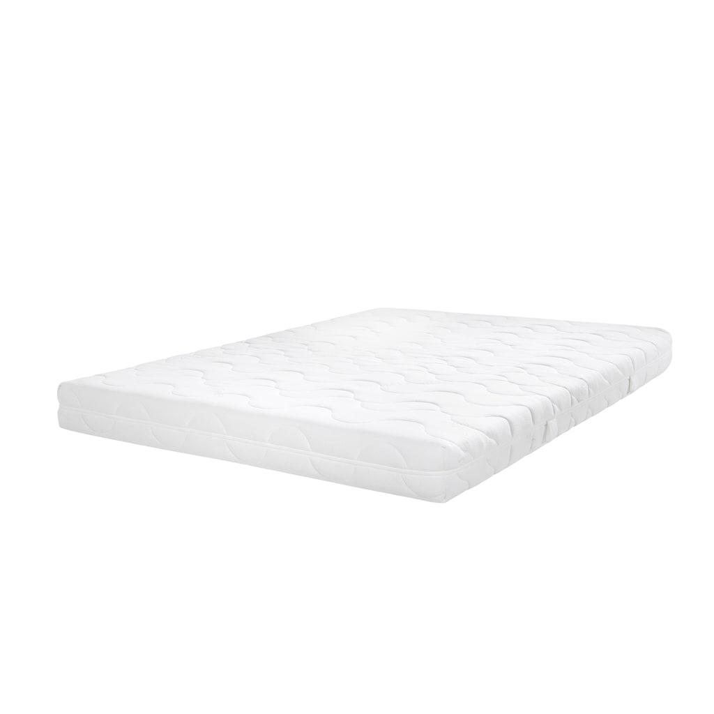 BeCo EXCLUSIV Komfortschaummatratze »Sanicare KS«, (1 St.), Top-Hygiene, Komfort und Allergie-Schutz