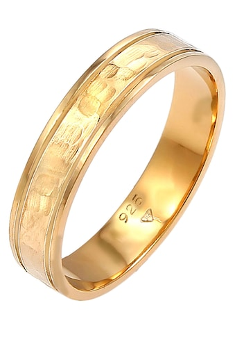 Elli Premium Partnerring »Elli PREMIUM Ring Paarring Bandring Trauring Freundschaft,... kaufen
