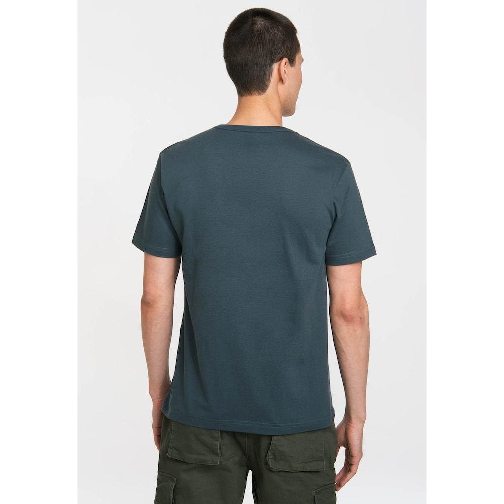 LOGOSHIRT T-Shirt mit originellem Aufdruck