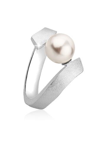 Nenalina Perlenring »Synthetische Perle 925 Silber« kaufen