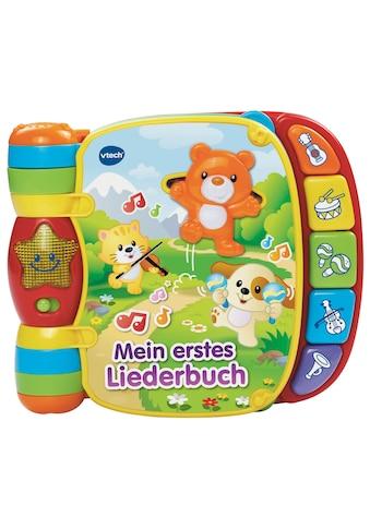 Vtech® Buch »VTech Baby - Mein erstes Liederbuch«, mit Sound kaufen