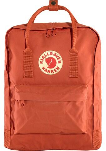 Fjällräven Freizeitrucksack »Kanken, rowan red« kaufen