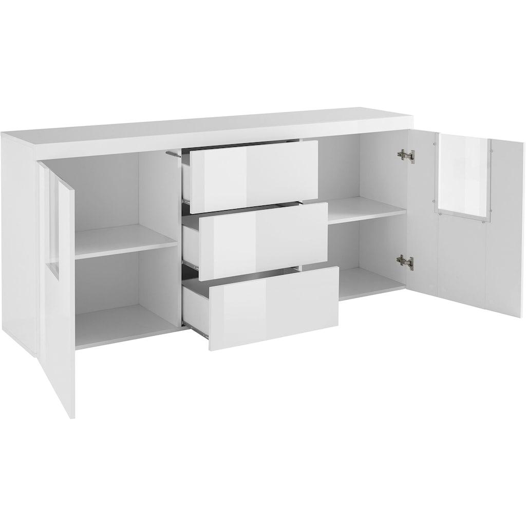 Tecnos Sideboard »Slot«, Breite 180 cm
