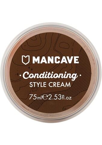 """MAN CAVE Haarcreme """"Conditioning StyleCream"""", mittlerer bis starker Halt kaufen"""