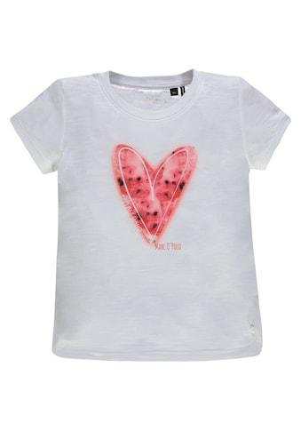 Marc O'Polo Junior T-Shirt mit Herz kaufen