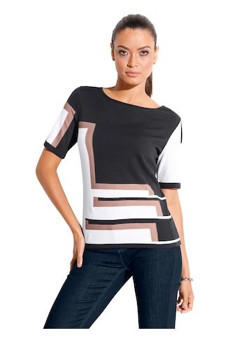 Creation L Pullover in hochwertiger Fullneedle - Strickart kaufen