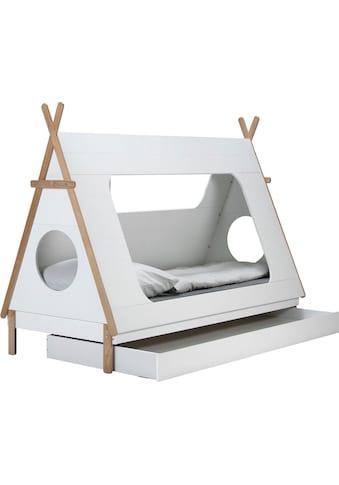 Lüttenhütt Kinderbett »Dolidoo«, in Zeltform, Hausbett, Zeltbett kaufen