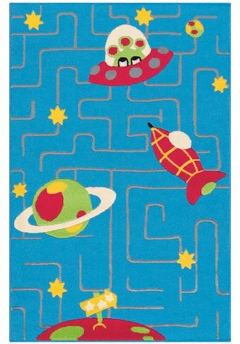 Arte Espina Kinderteppich »Lol Kids 4420«, rechteckig, 11 mm Höhe kaufen