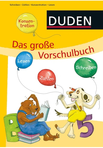 Buch »Das große Vorschulbuch / Ulrike Holzwarth-Raether, Ute Müller-Wolfangel, Gabie Hilgert, Stefanie Scharnberg« kaufen