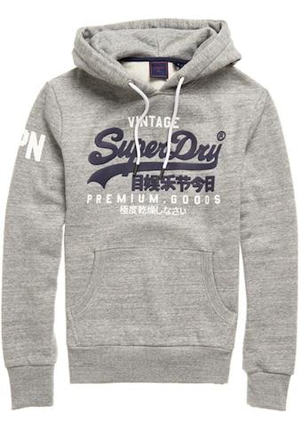 Superdry Kapuzensweatshirt »VL NS HOOD« kaufen