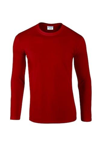 Gildan Longsleeve »Soft Style T-Shirt für Männer« kaufen