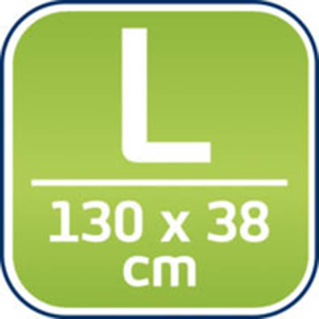 Leifheit Bügelbrett »Air Board Express L Solid«, Bügelfläsche 130 cmx38 cm, Bügelfläche 130x38 cm
